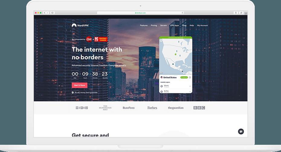Nord VPN Review 2019   Best VPN   CompareMyVPN com Score 4 9/5