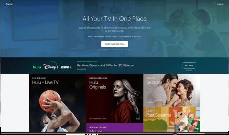CompareMyVPN_Website_BestForHulu_TVMockup